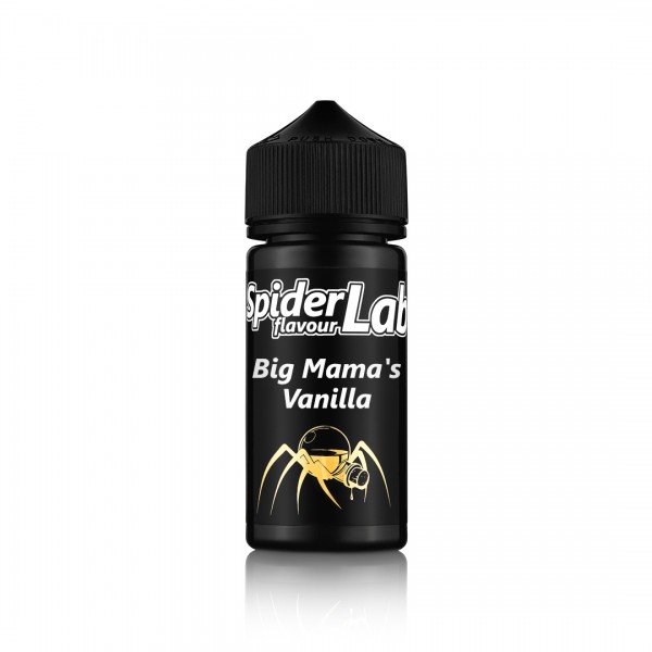 Spider Lab Flavour - Big Mama's Vanilla Concentrate 10ml