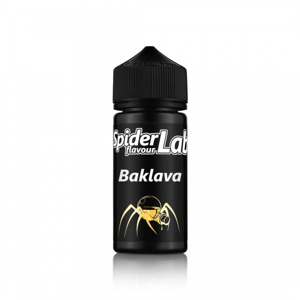 Spider Lab Flavour - Baklava Concentrate 13.5ml